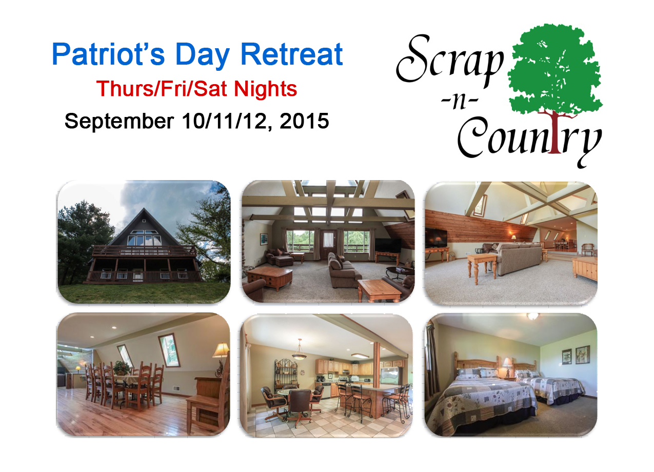 2015 September Patriot's Day Retreat